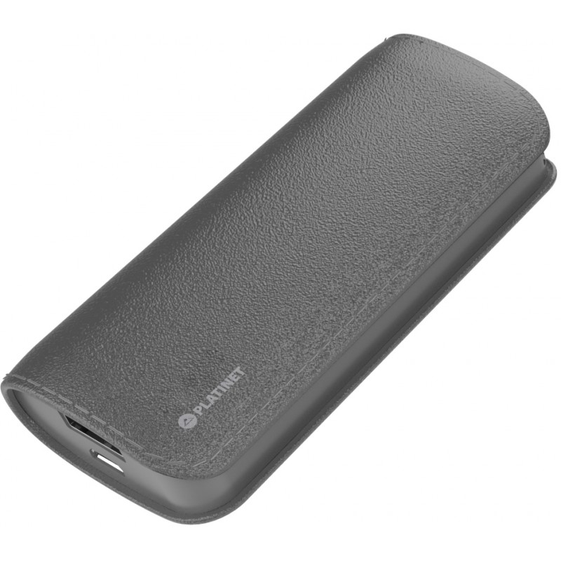 platinet-power-bank-leather-5200mah-grey-43410