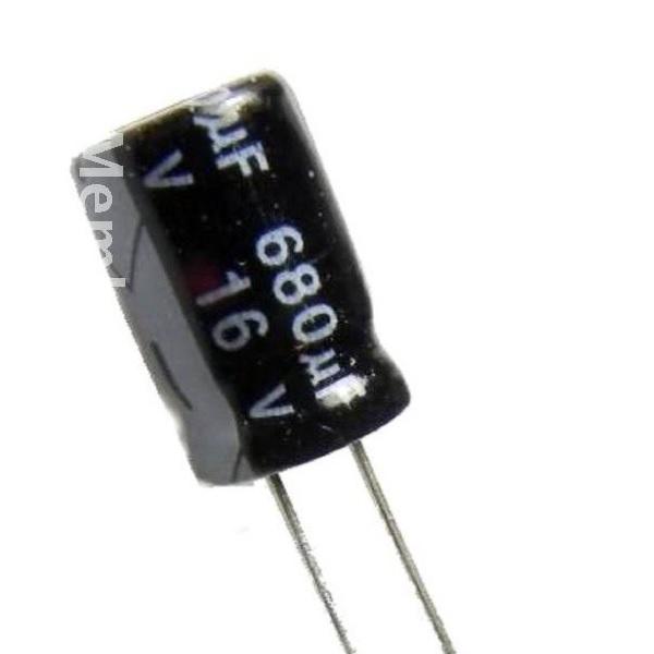 680UF 16V